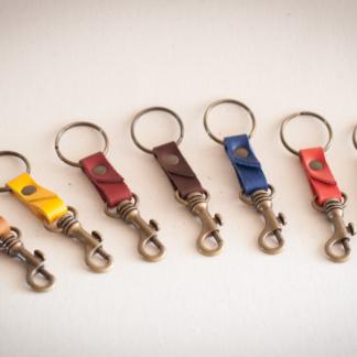 Porte clef mousqueton